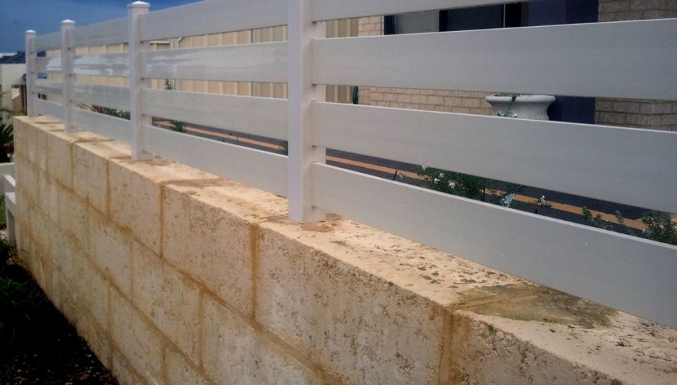 Perth Limestone Walls