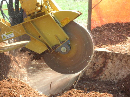 Stump Grinding Perth